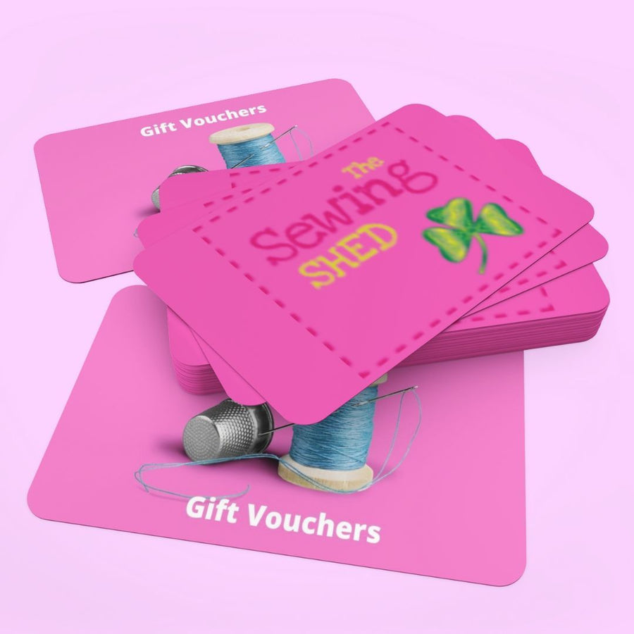 The Sewing Shed Gift Card