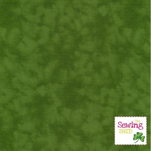 Perfect Blender Fabric 100% Cotton-Green