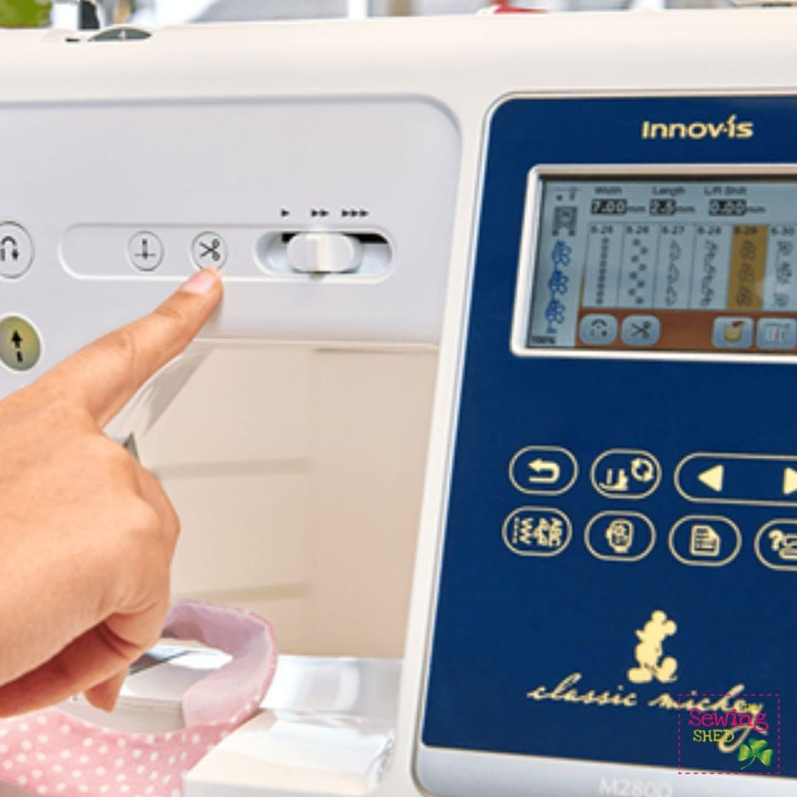 Brother (Disney) Sewing Machine Innov-is (M280D)