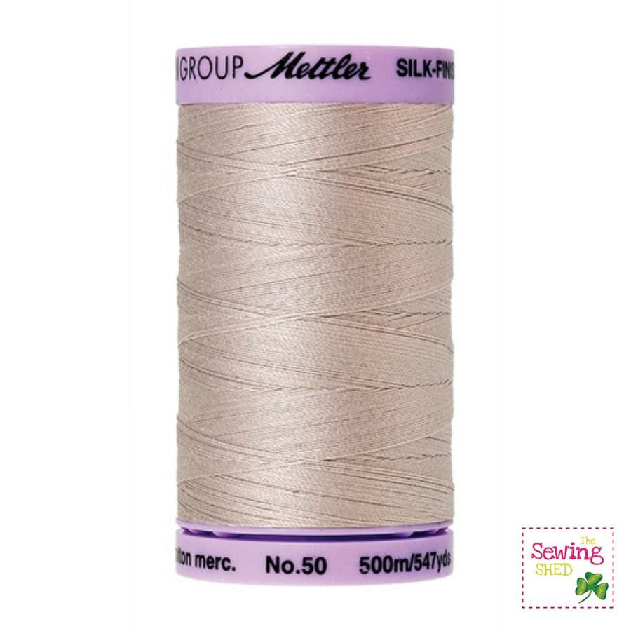 Silk-Finish Cotton 50 500m-Silk- Finish Cotton 0319