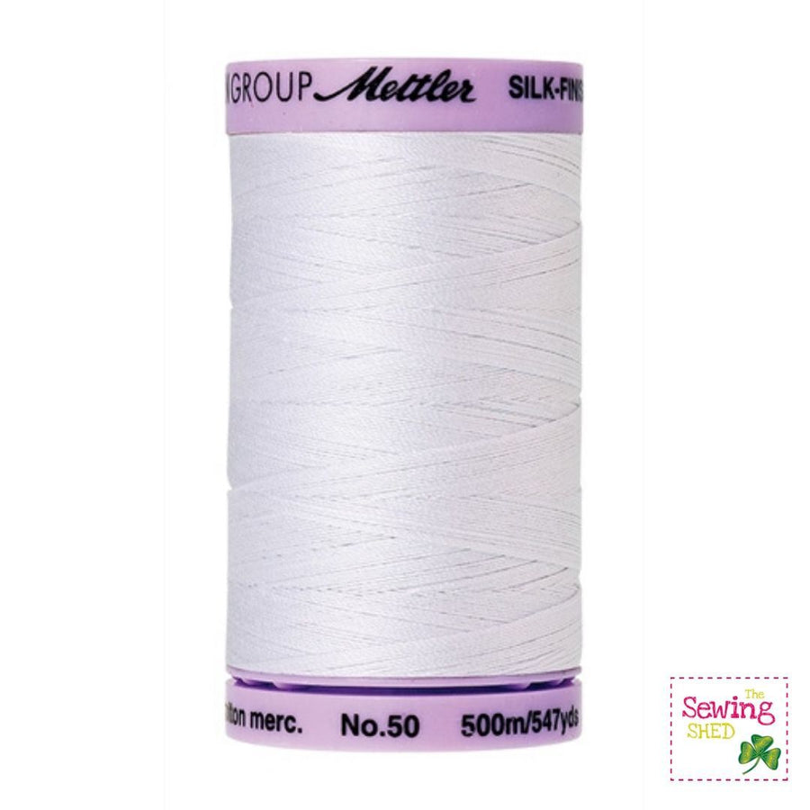 Silk-Finish Cotton 50 500m- Silk-Finish Cotton 2000