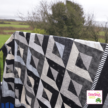 Night and Day Quilt - Pattern
