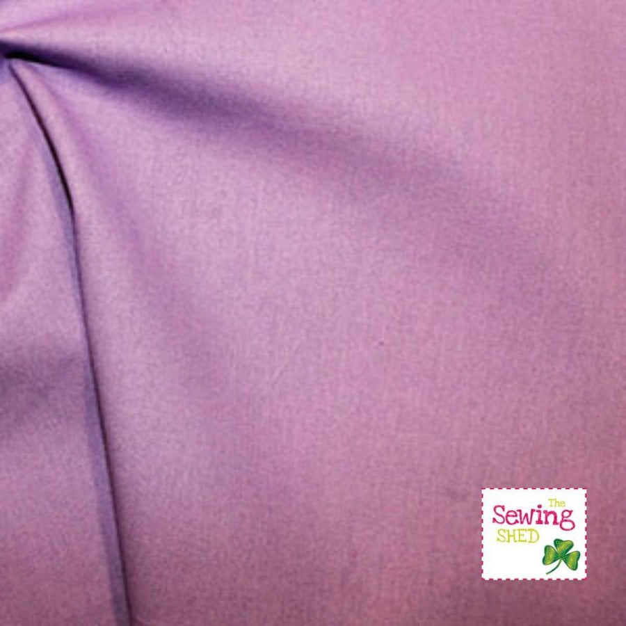 Plain Fabric-Amethyst