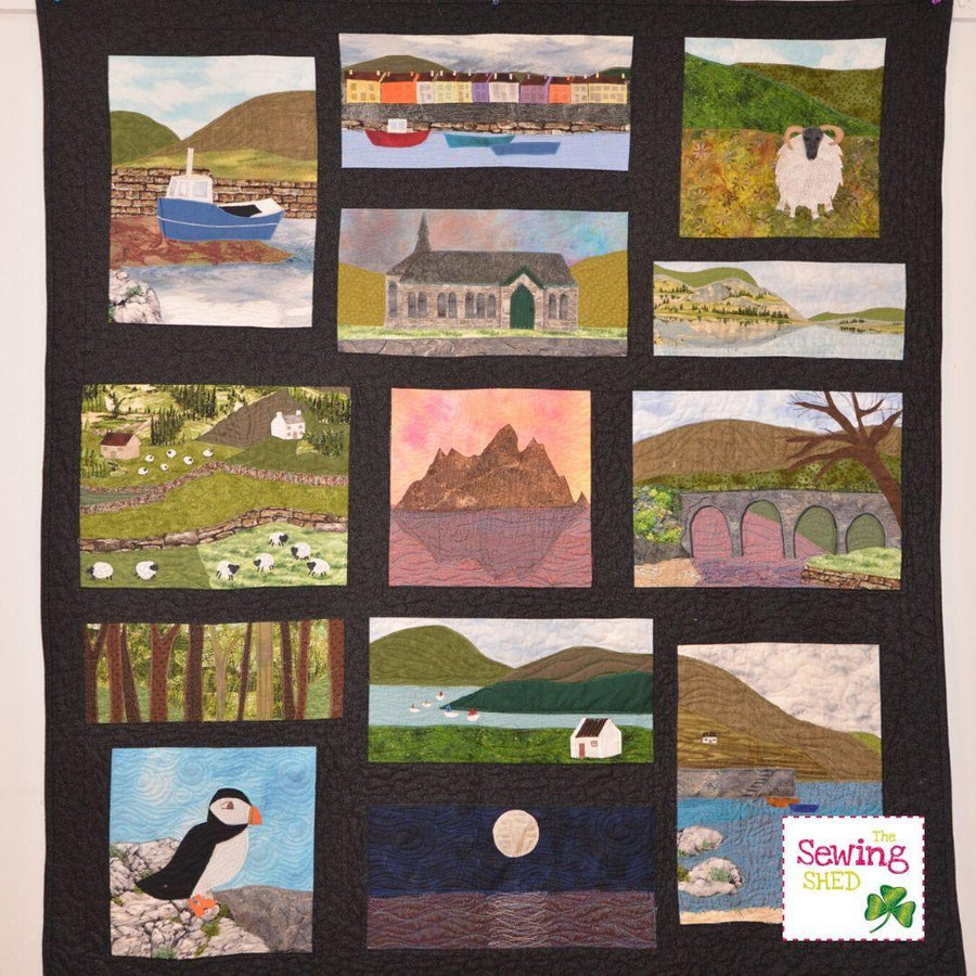 Ring of Kerry Quilt - Pattern Book