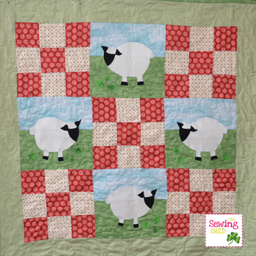 Sheep and Shamrocks Kit
