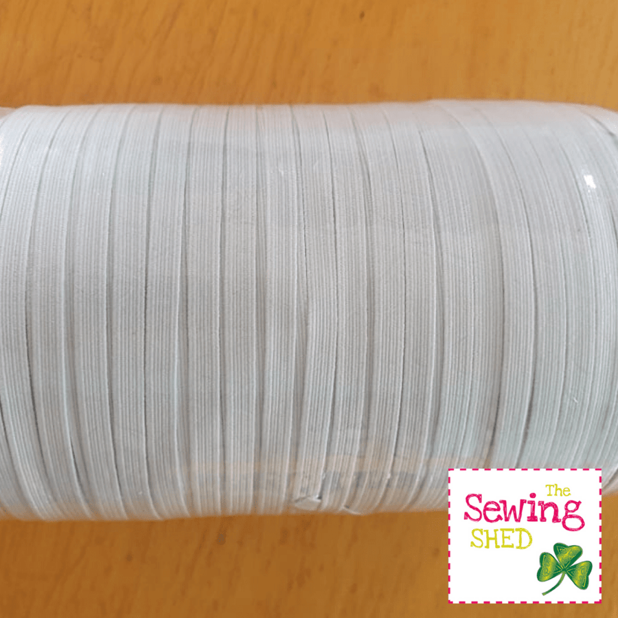 250 Metre Roll Of Elastic - For making masks.