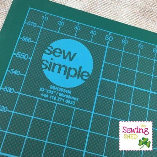 Sew Simple Cutting Mats