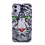 Coque iPhone 6 Plus Tigre Blanc