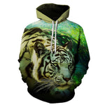 Sweat Tigre Silencieux