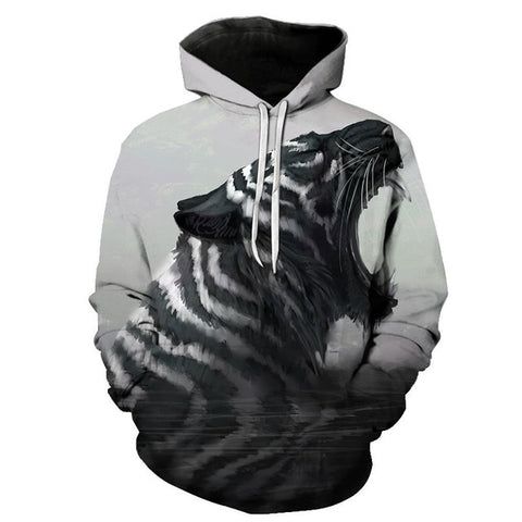 Sweat Tigre Instinct Sauvage