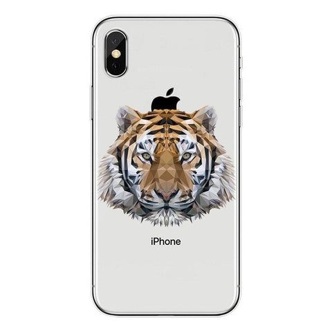 Coque Tigre Roi de la Jungle