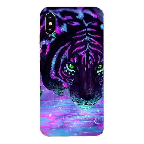 Coque Tigre Surnaturel