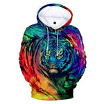 Sweat Multicolore Homme