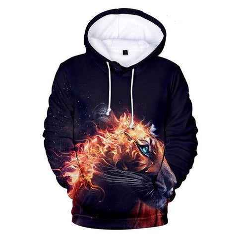 Sweat Tigre Protecteur