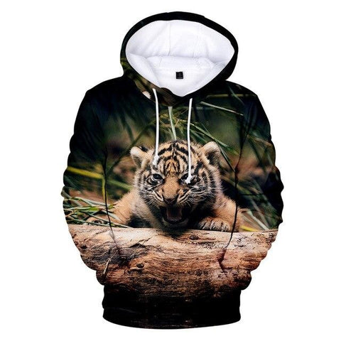 Sweat Tigre Bébé