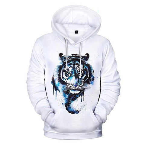 Sweat Tigre Encré