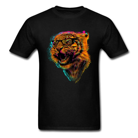 T-Shirt Tigre Malin