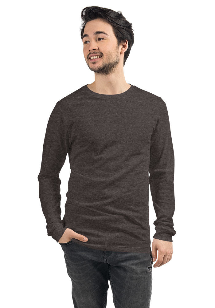 Unisex Long Sleeve Shirt