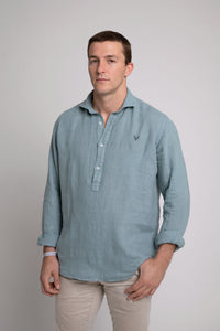 Light Blue Polera
