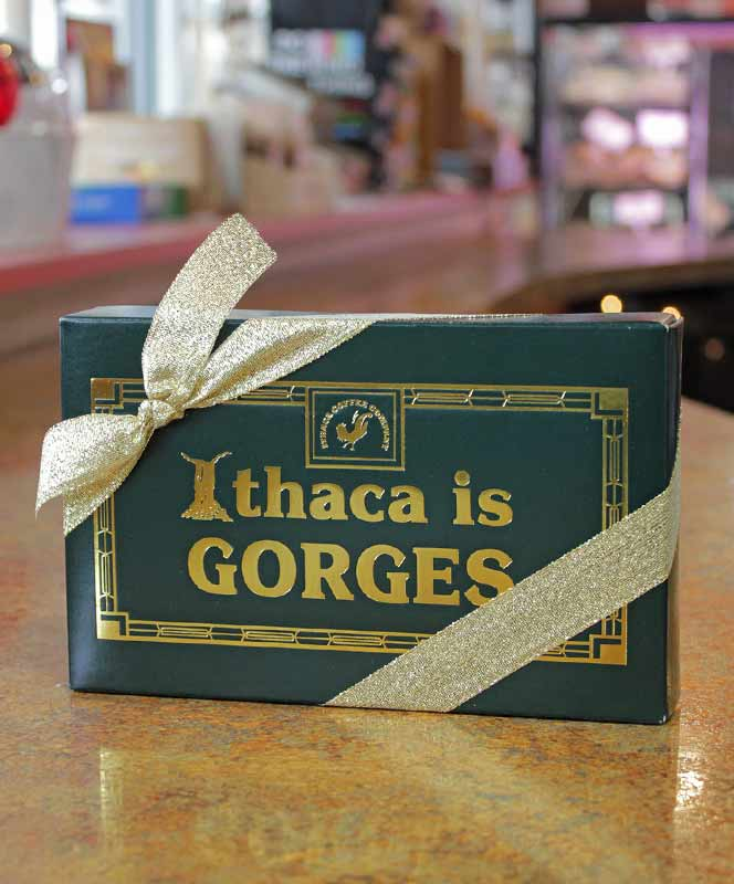 Ithaca Coffee Company Ithaca is Gorges 15pc Truffle Box