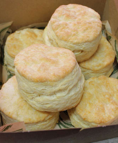 Half Dozen Biscuits Box