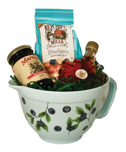 Blueberry Breakfast Basket