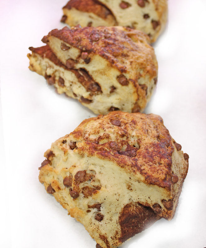 Cinnamon Chip Scone ICC - Bake at Home