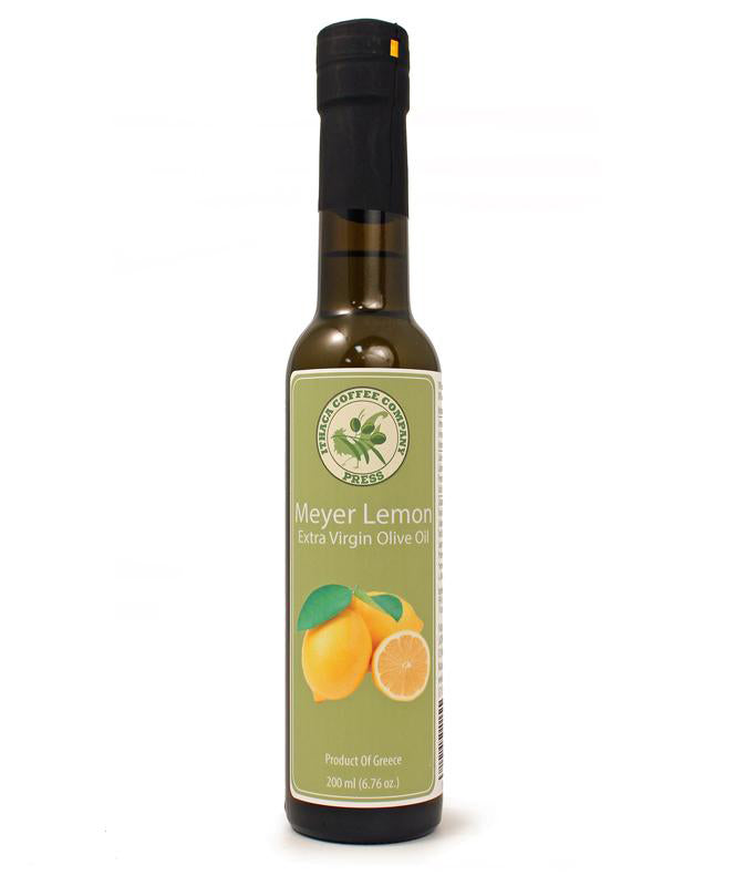 ICC Press Meyer Lemon Olive Oil 200ml
