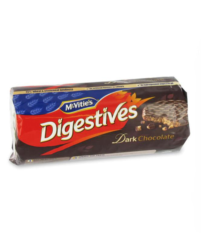 McVitie's Plain (Dark Chocolate) Digestives