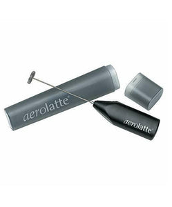 AEROLATTE BLACK TRAVEL MILK FROTHER
