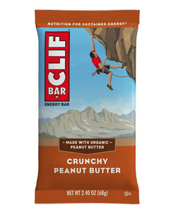 CLIF BAR OG CRNCH PNT BTR 2.4 OZ
