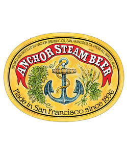 Anchor Brewing Anchor Steam Beer 12 oz.