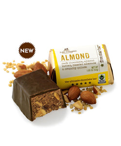 Lake Champlain Almond Five Star Bar 1.8 oz.