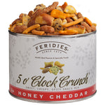 Load image into Gallery viewer, FERIDIES 5  O'Clock Crunch 14 oz. Tin