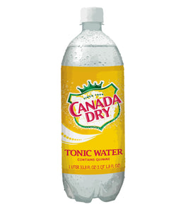 CANADA DRY TONIC WATER 1