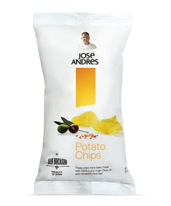 Jose Andres Potato Chip with Himalayan Pink Salt