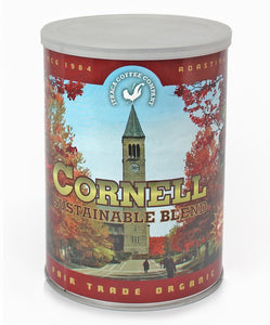 Cornell Sustainable Blend 100% Organic 12oz can