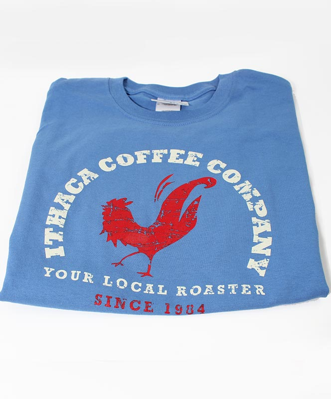 Ithaca Coffee Company Short Sleeve T-Shirts