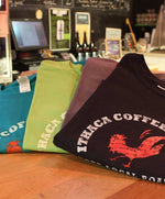 Load image into Gallery viewer, Ithaca Coffee Company Short Sleeve T-Shirts