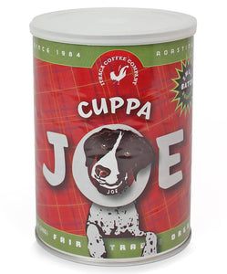 Cuppa Joe Blend 100% Organic 12oz can