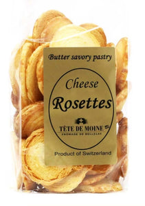 CHEESE ROSETTES 125G