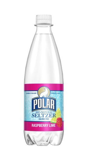 Polar Raspberry Lime Seltzer 20 oz.