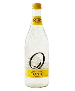 Q TONIC GLASS BOTTLE 16.9oz (500ml)