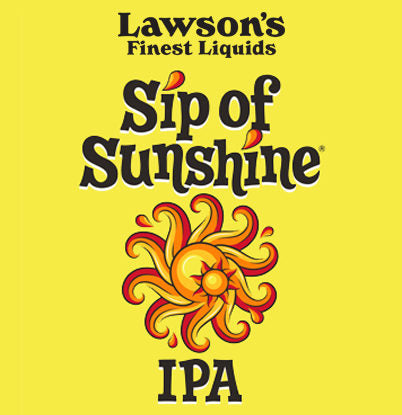 LAWSON'S SIP OF SUNSHINE IPA 16OZ CAN