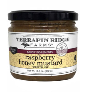 Terrapin Ridge Farms Raspberry Honey Mustard Pretzel Dip 13.5 oz.