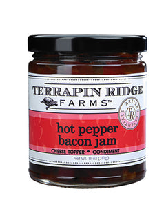 TERRAPIN HOT PEPPER BACON JAM