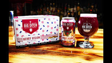 Load image into Gallery viewer, Big Ditch Brewing Berry Vision 12 oz Can