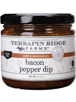 Terrapin Ridge Farms Bacon Pepper Dip 13.5 oz.