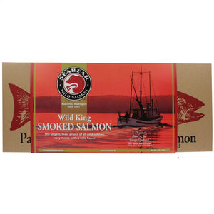SeaBear Wild King Smoked Salmon 6 oz.