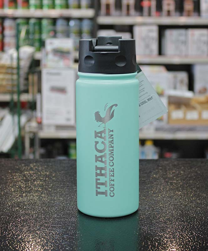 Ithaca Coffee Company Cool Mint Cafe Bottle 16 oz.